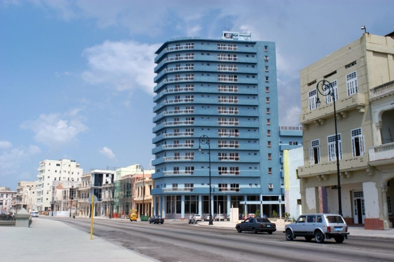 Hotel deauville havanna kuba hotel detail for Hotels deauville
