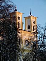 Římskokatolický děkanský kostel Nanebevzetí Panny Marie